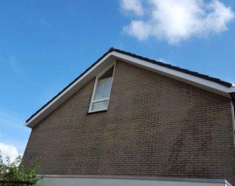 Houtwerk Gereinigd Door Glazenwas Service Friesland Glazenwasser Friesland
